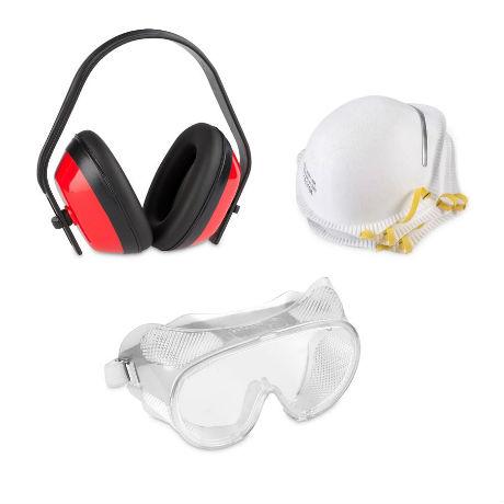 Protective Equipment | Ear Muffs/Masks/Helmets